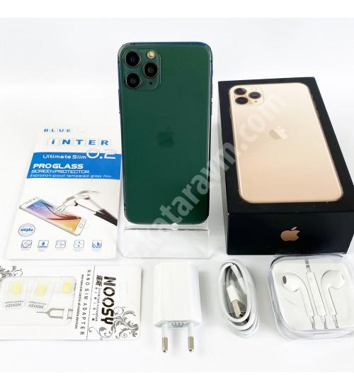 999 TL İPHONE 11 PRO , FULL EKRAN ,32 GB, FULL-HD, WİFİ, 4.5G ,16 MP, 5.8 İNÇ, SIFIR, KAPIDA ÖDEME