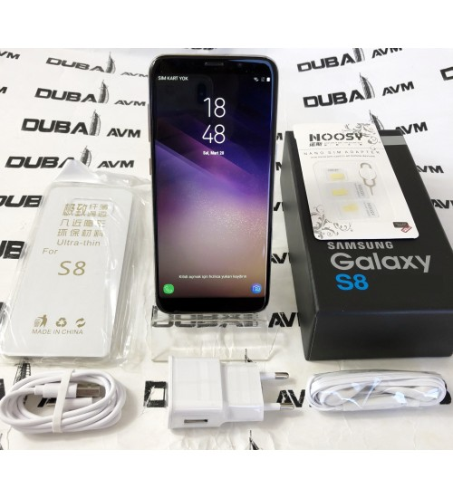 699 TL GALAXY S8 FULL HD-FULL EKRAN ,ANDROİD 7.0, MTK 6592,32 GB, SIFIR,KUTULU, KAPIDA ÖDEME