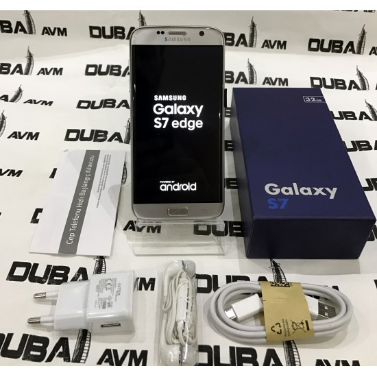 675 TL GALAXY S7 EDGE FULL HD, ANDROİD 6.0.1, MTK 6592,32 GB,SIFIR,KUTULU, KAPIDA ÖDEME