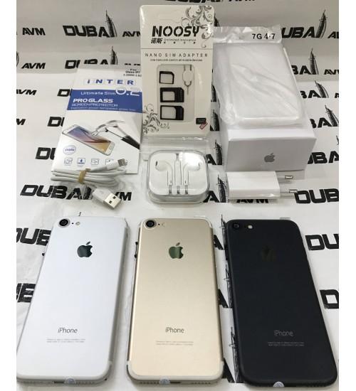 599 TL İPHONE 7 32 GB FULL-HD, ANDROİD 6.1.0, WİFİ, 4.5G ,13 MP, 4.7 İNÇ, SIFIR, KAPIDA ÖDEME