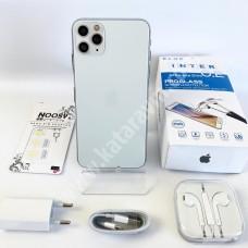 1.099 TL İPHONE 11 PRO MAX , FULL EKRAN -FULL HD, 32 GB, WİFİ, 4.5G ,16 MP, 6.5 İNÇ, SIFIR, KAPIDA ÖDEME